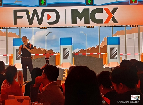 Faster Way to Reach SLEX with FWD-MCX