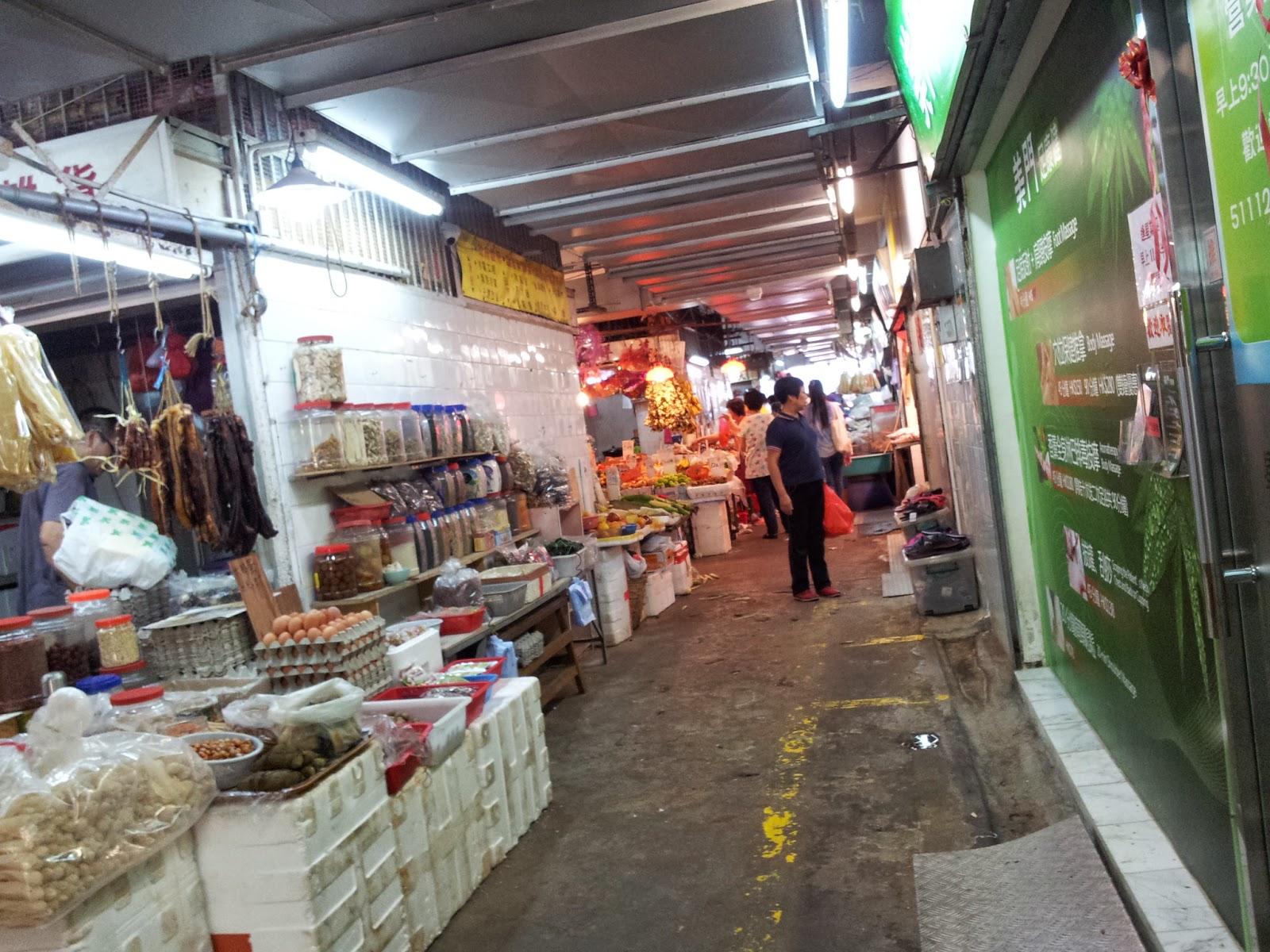 Grassroots O2: [領匯商場] 瀝源廣場 @2014-11-01