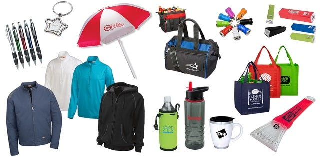 fun promotional items business branded merchandise