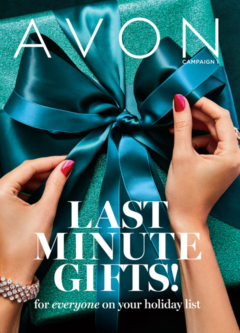 Avon Brochure Online - Current Catalog Campaign 1 2020