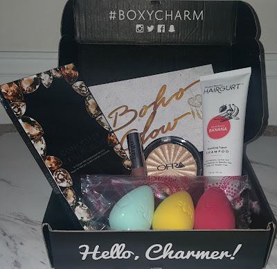 BoxyCharm April 2017
