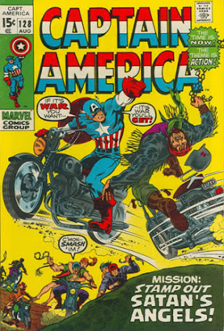Captain America #128, Satan's Angels