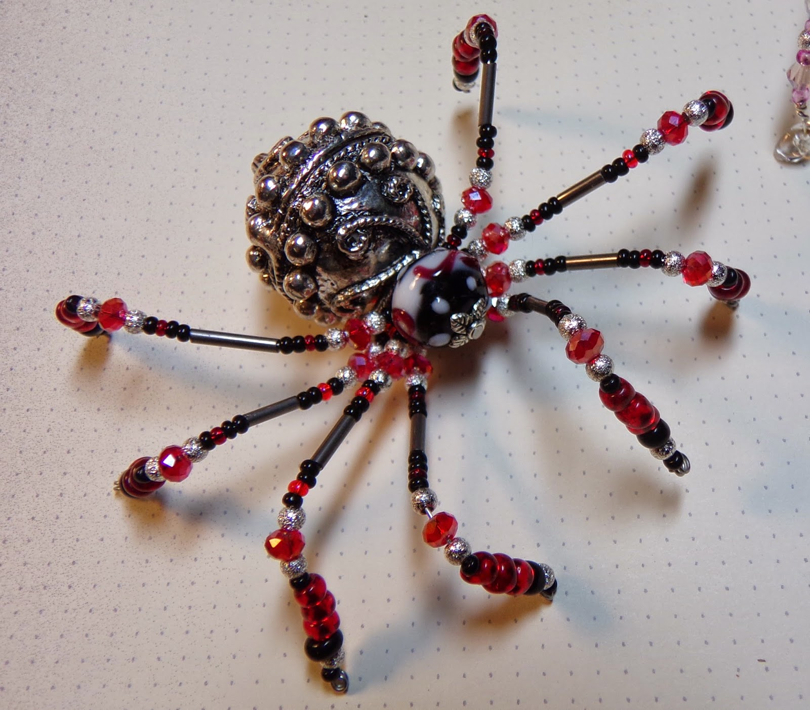 craft wire ideas juju crafts spiders made from and wire in time 1701