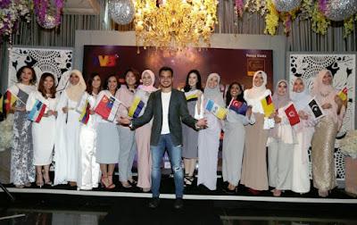 Senarai Peserta Clever Girl Malaysia 2017 Musim Kedua