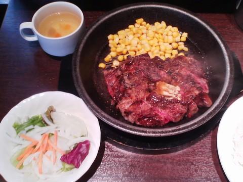 ワイルドステーキ¥1,080-3 いきなりステーキ岐阜茜部店