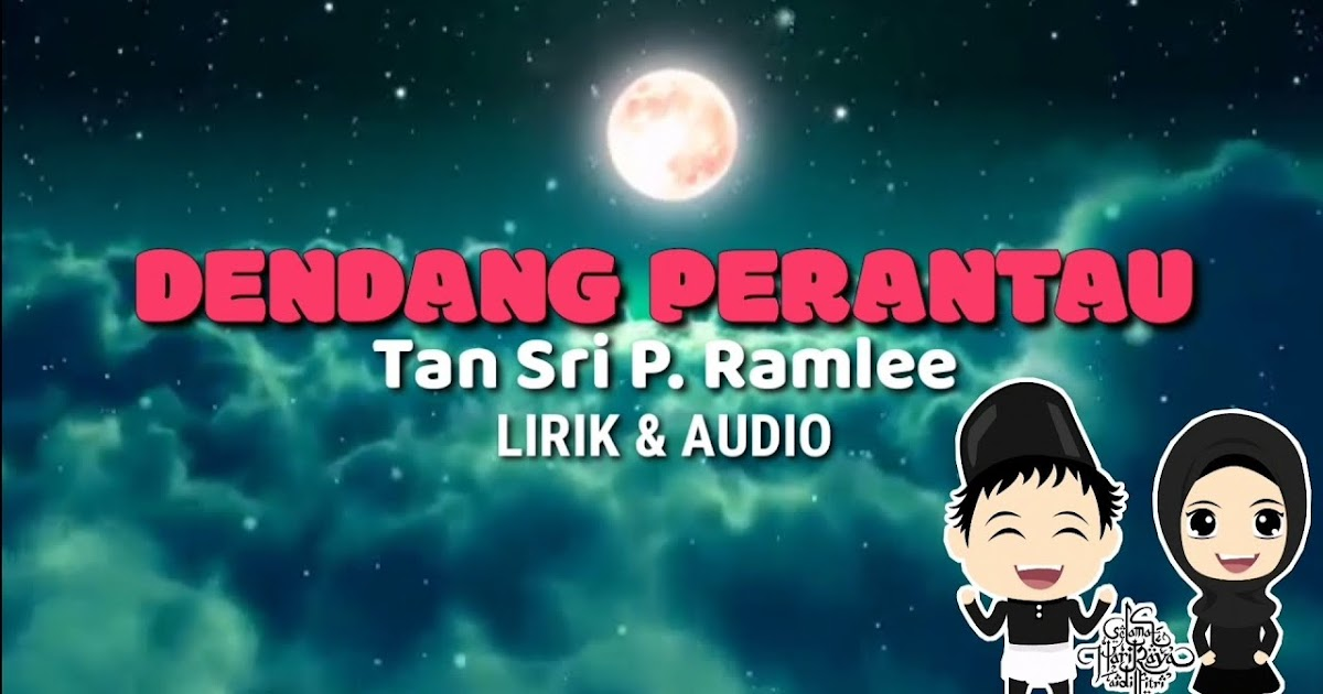 Lirik Lagu Dendang Perantau P Ramlee Aku Sis Lin
