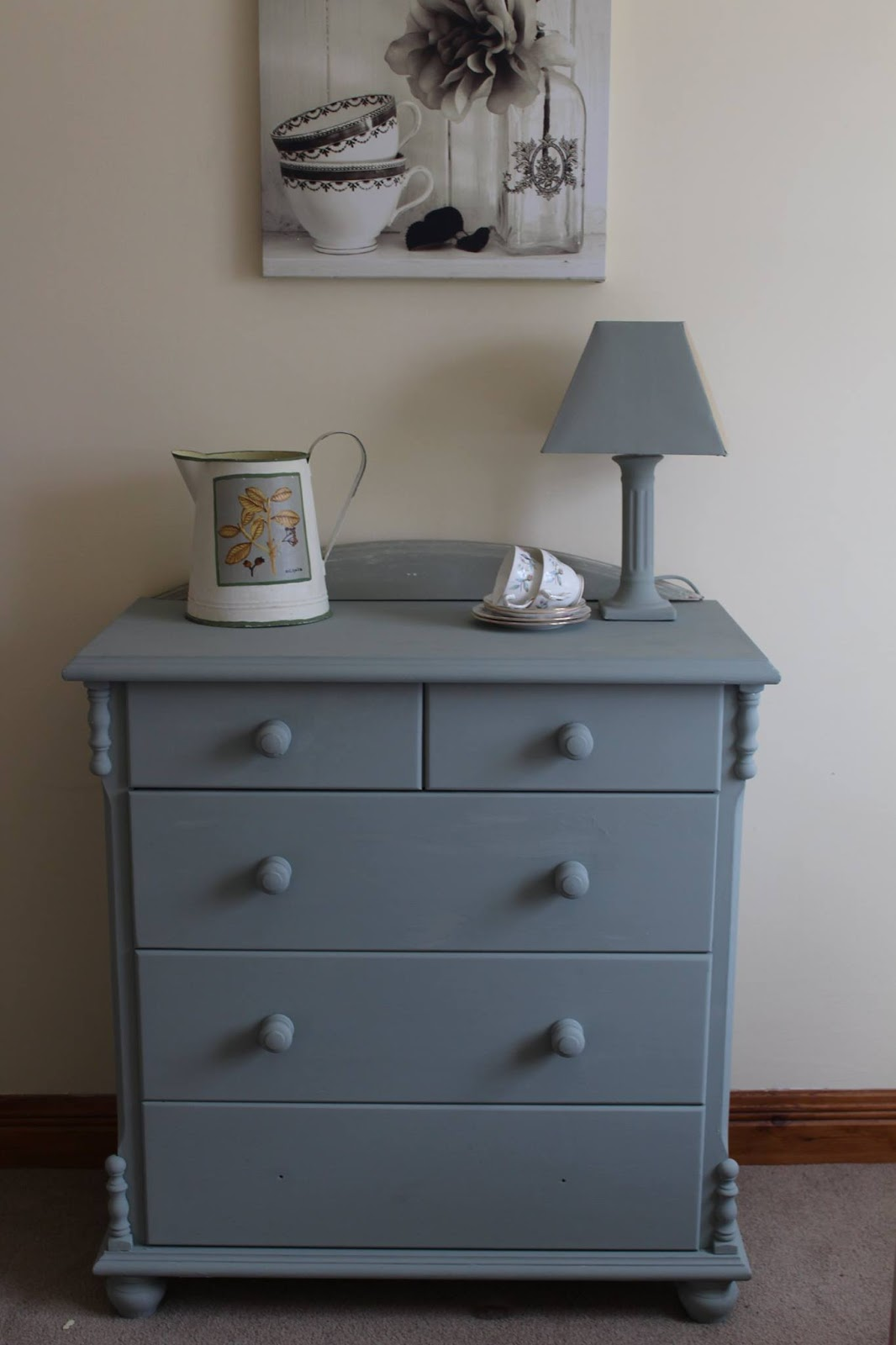 Quick And Easy Chest Of Drawers Makeover With Annie Sloan