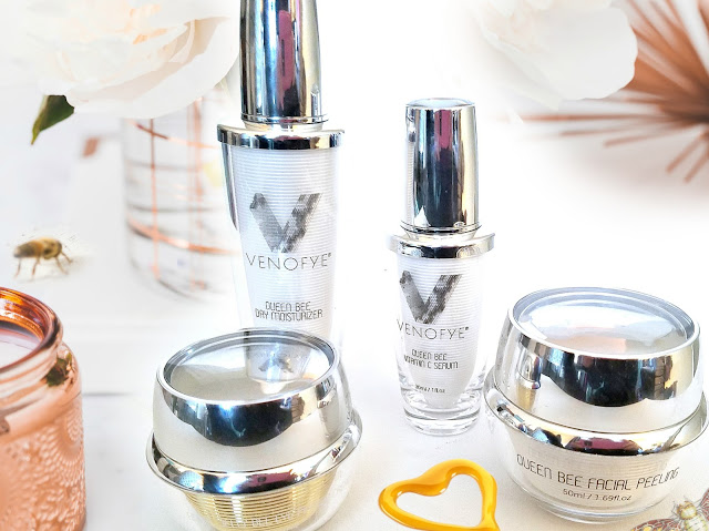 The best bee venom skincare products by Barbies Beauty Bits and Venofye
