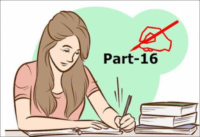 English Steno Exam Question Paper Part-16