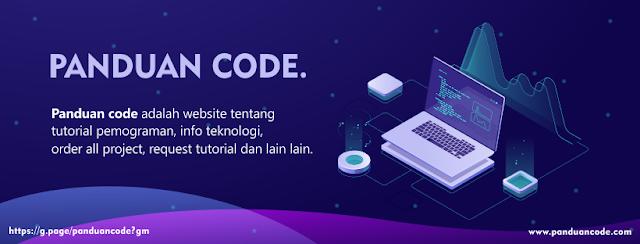 Panduan Code