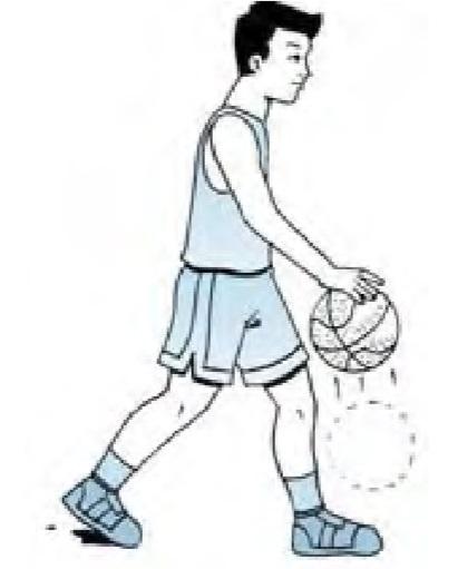 Dasar Dasar Bola Basket : dasar, basket, Permainan, Basket, (Materi, Pelajaran, SMP/MTs, Kelas