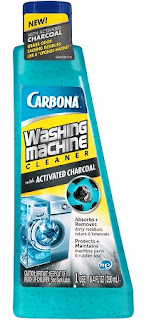 Carbona® Washing Machine Cleaner with Activated Charcoal