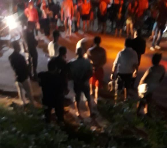 Acidente de moto em Afogados da Ingazeira neste sábado (28)