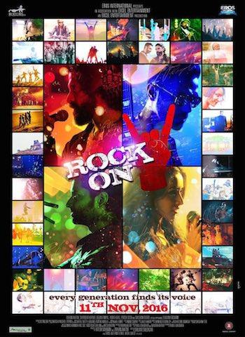 Rock On 2 2016 Official Teaser