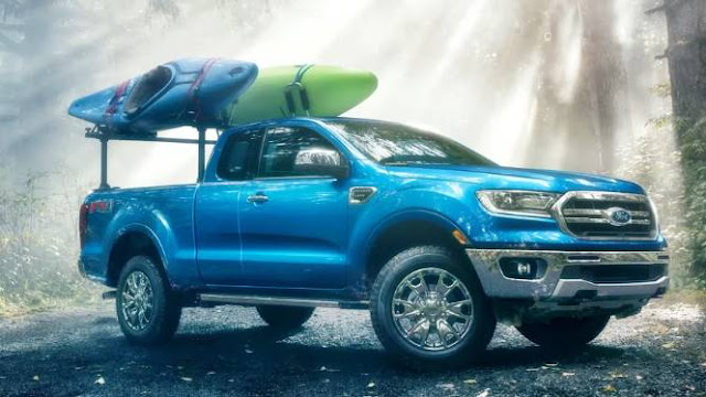2019 Ford Ranger Accessories