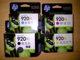 HP 920XL CD972A Vàng/973A Đỏ/974A Xanh Tem Chính Hãng