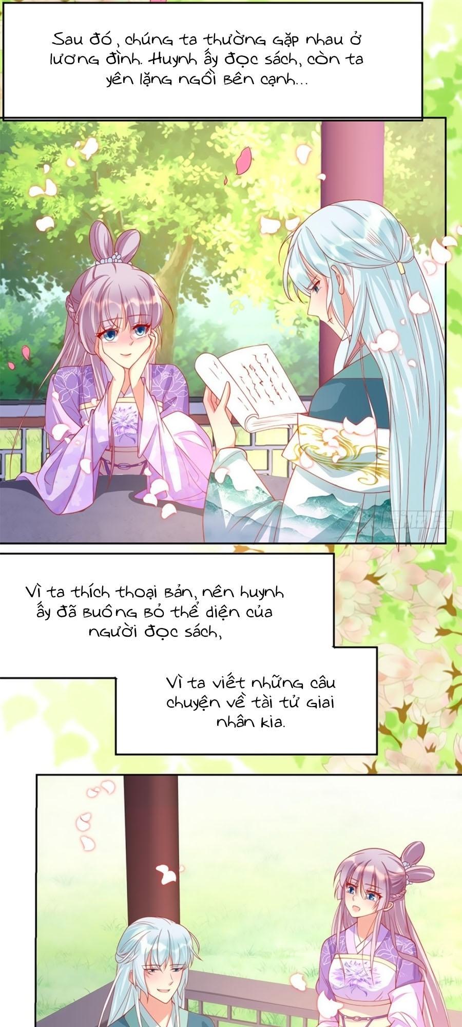 Dưỡng Thú Vi Phi chap 38 - Trang 18