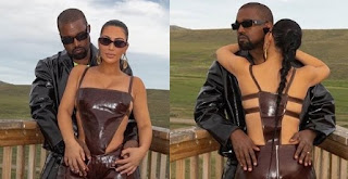 Kim Kardashian surprised by Kanye West transforming her bathroom into enchanted forest