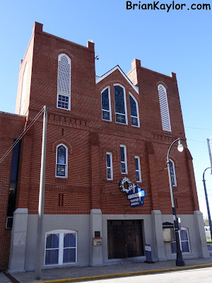 A Pilgrimage to Ebenezer Baptist Church