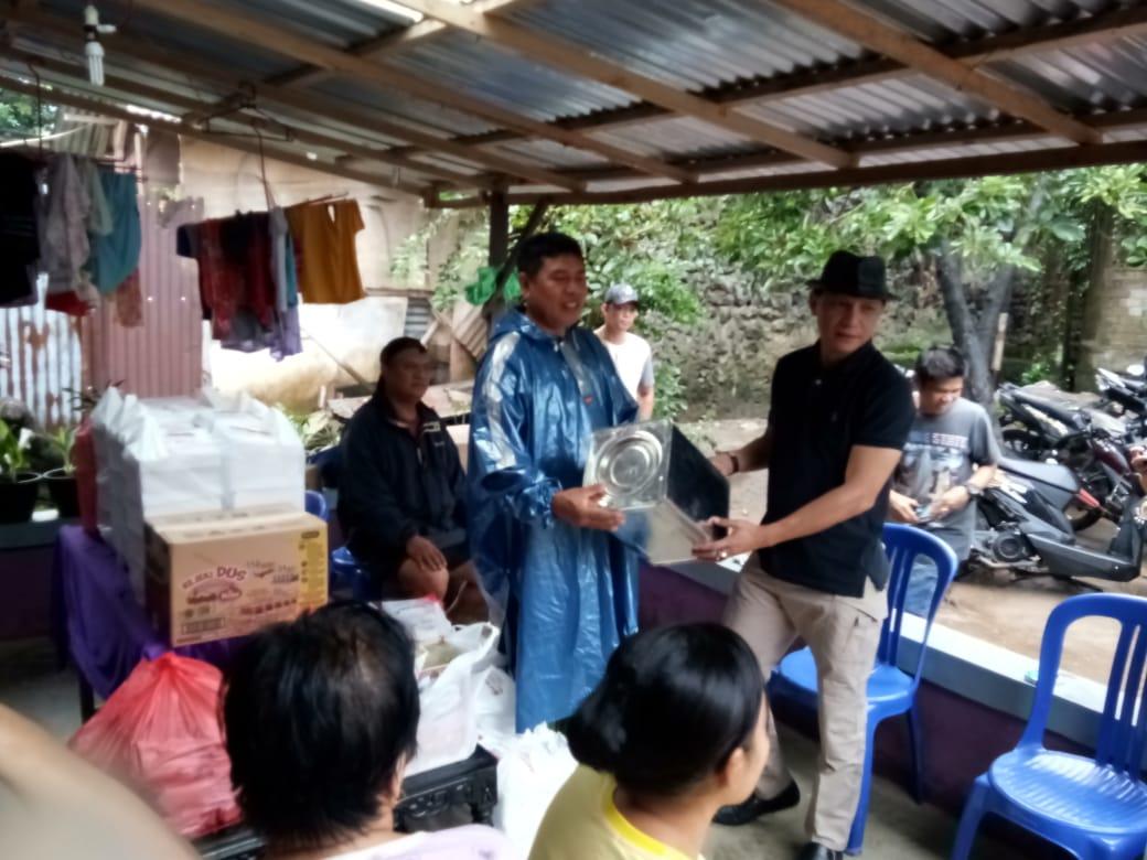 Pemprov Sulut Peduli Masyarakat Kota Manado yang dilanda Bencana Banjir
