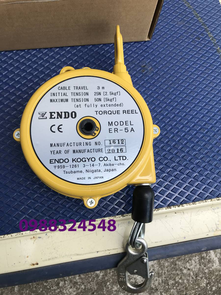 palang cân bằng Endo ER-5A