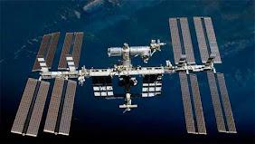 Estación Espacial ISS En Vivo