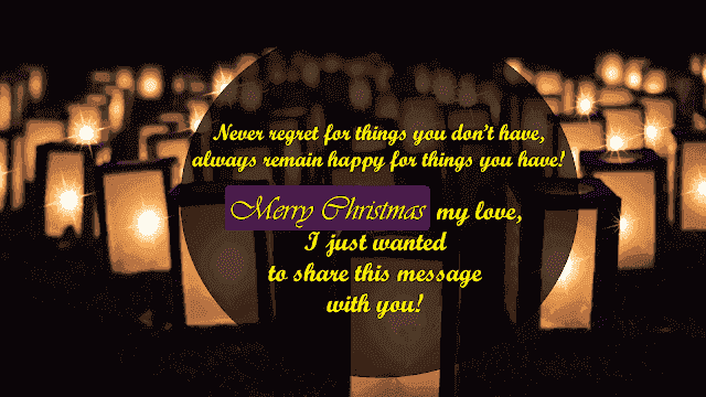 Merry christmas text message to your girlfriend