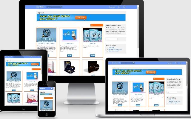 Template Blogger Toko Online