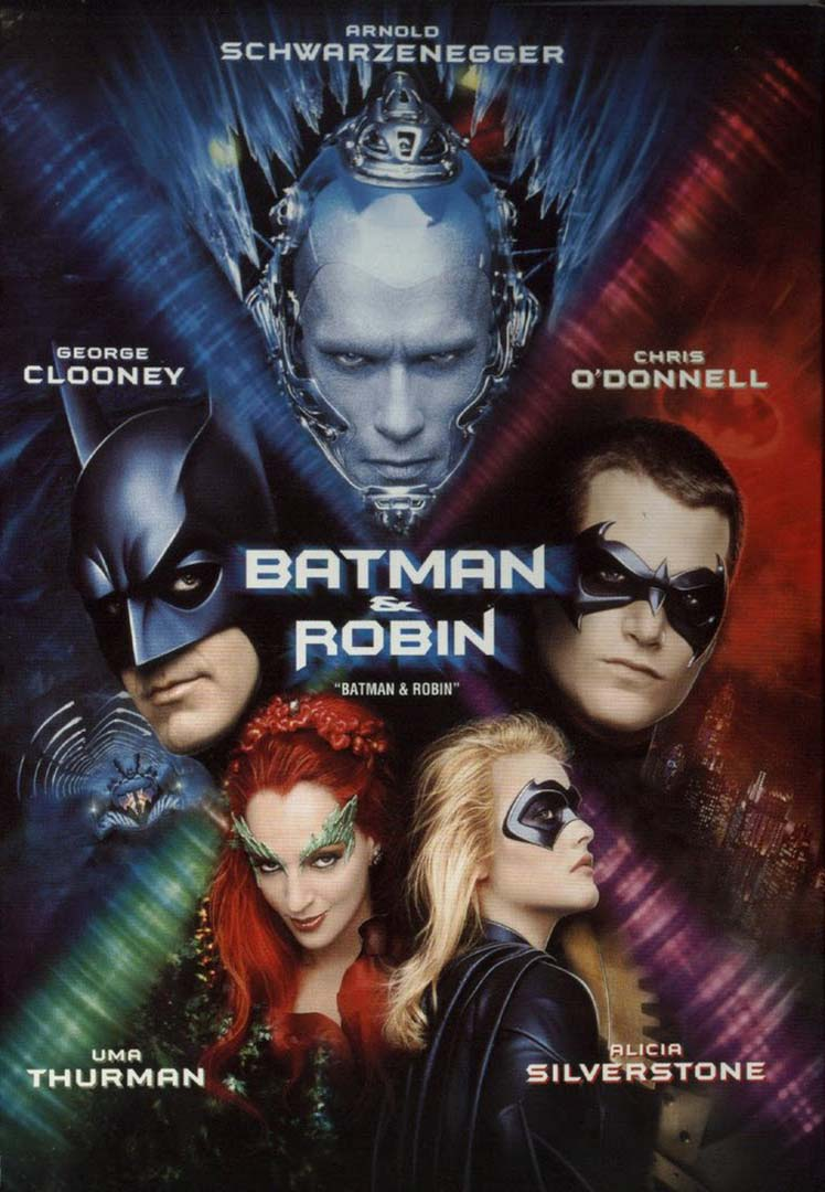Batman & Robin Torrent – Blu-ray Rip 1080p Dual Áudio (1997)