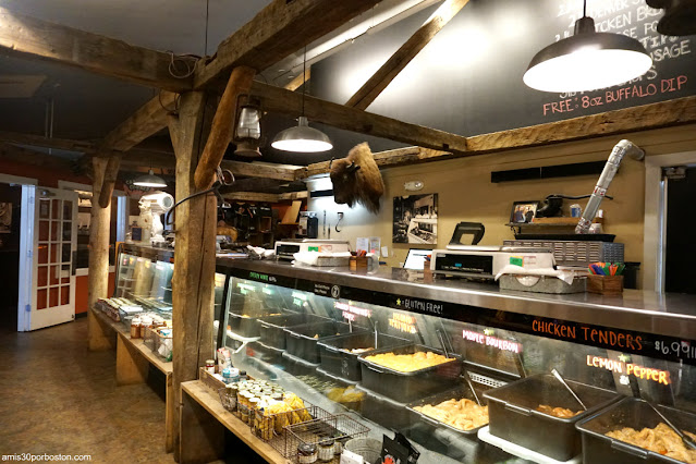 Carnicería Tuckaway en New Hampshire