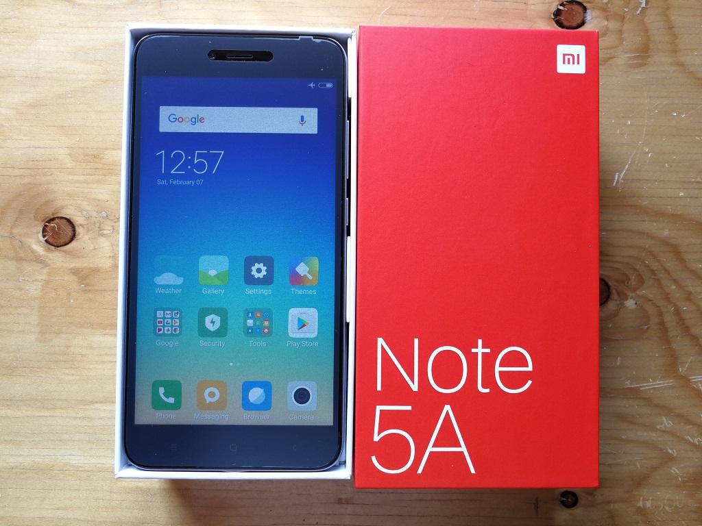 Cara Flash / Instal Ulang Xiaomi Redmi Note 5A Dengan Mi Flash
