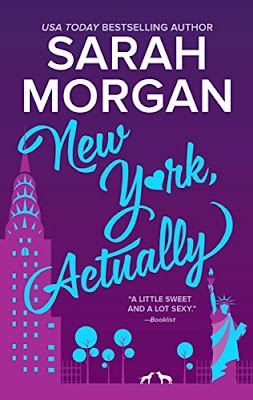 Book Review: New York, Actually, by Sarah Morgan