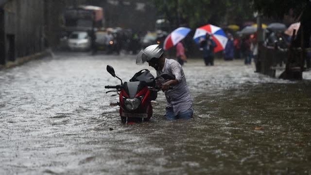 मौसम विभाग ने जारी किया अलर्ट, कई इलाकों में जमकर हो सकती है बरसात