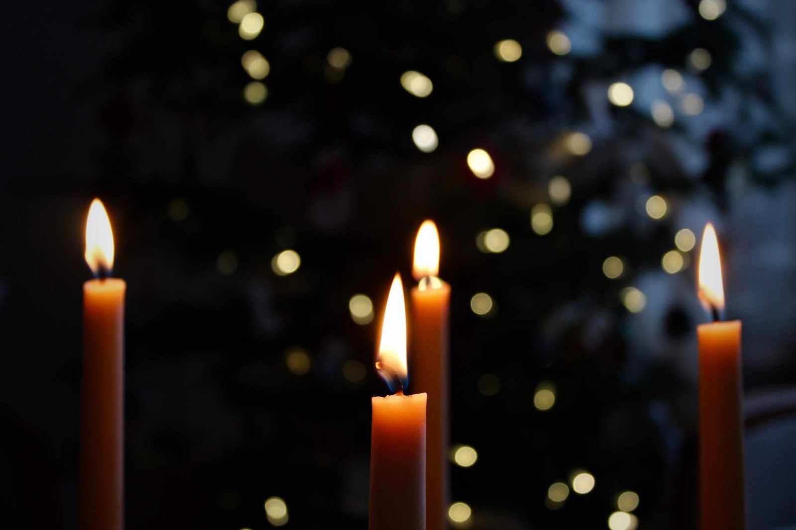 A Christmas Litany