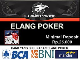 Kumpulan Poker Online Real Money Terpercaya Elang Poker