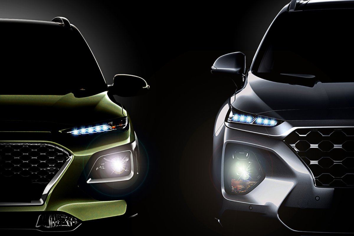 Looks like hyundai philippines is launching kona santa fe at mias hyundai vehicles in the philippines has shared a very interesting teaser photo for their upcoming exhibit at the manila international auto show mias solutioingenieria Gallery