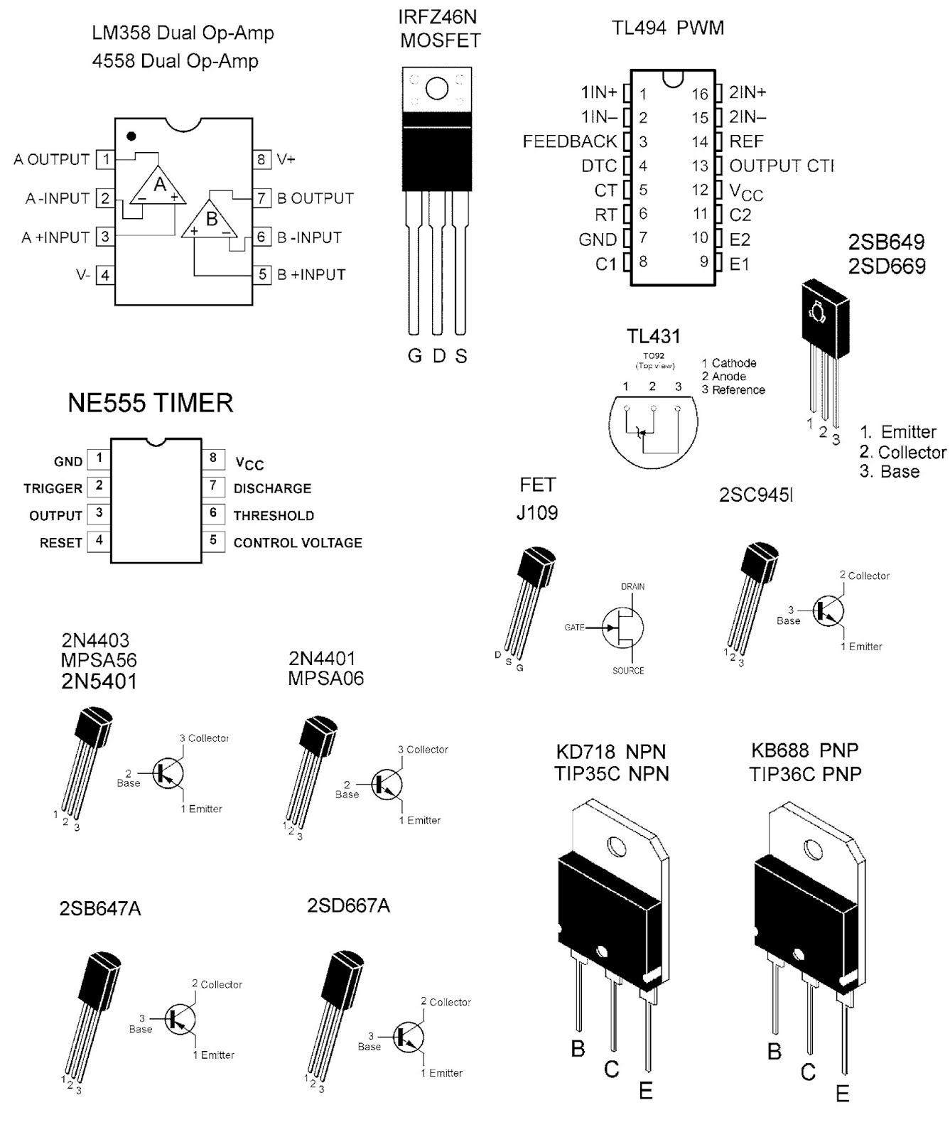 schematic circuit diagram universal remote control setup codes