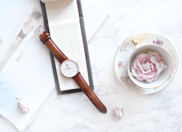The Perfect Mothers Day Gift | Daniel Wellington Watch