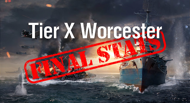 orld of Warships Worcester