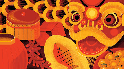 tahun baru imlek china