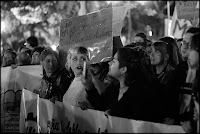 pancarta,manifestacion,dia,mujer,trabajadora,feminista