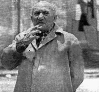 Jacobo Fijman - Mortaja