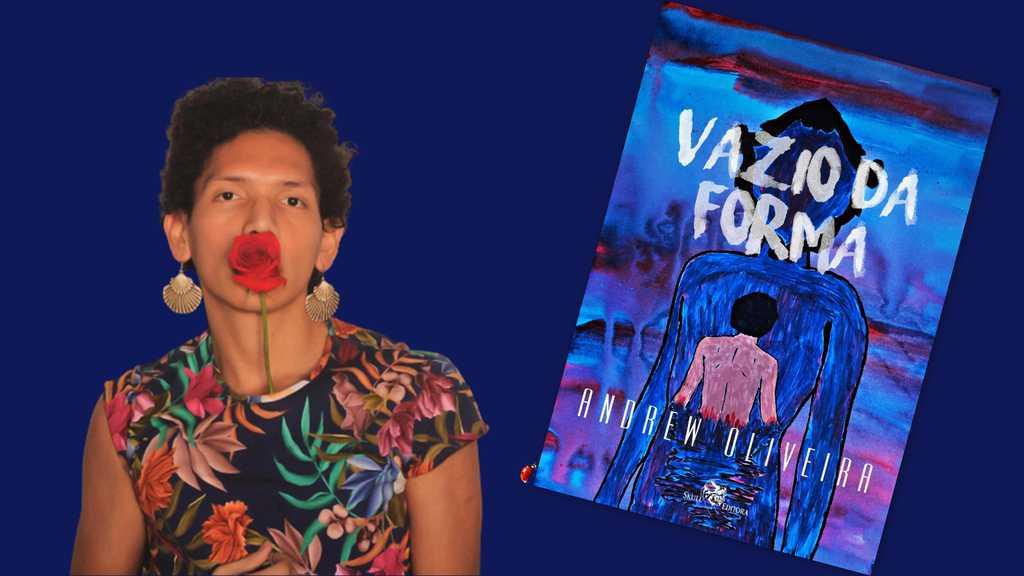 """Andrew Oliveira em """"Vazio da Forma"""" compartilha um universo fictício por meio da literatura, cinematografia, pintura e fotografia"""