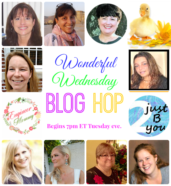 Wonderful Wednesday Blog Hop #82