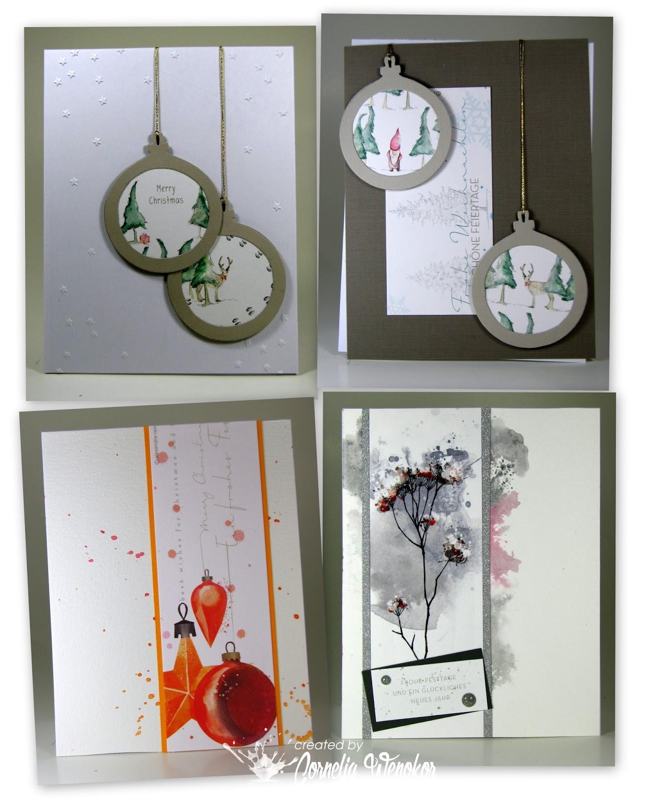 Stempel Spass: Kreativprojekt mit Alexandra Renke: Advent ...  Stempel Spass: ...