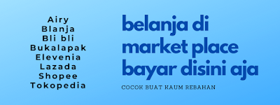 Bayar Tagihan Online Market Place Bukalapak
