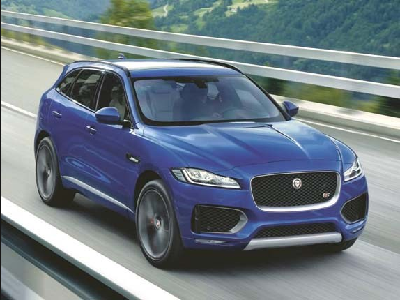 2017 jaguar f pace specifications and powertrain latest vehicle rumors. Black Bedroom Furniture Sets. Home Design Ideas