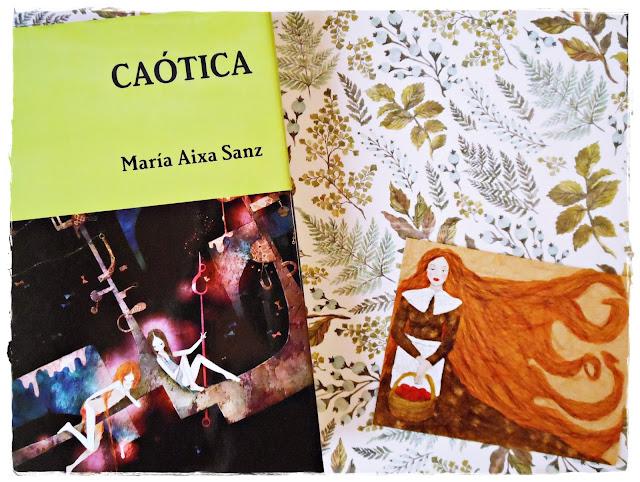 RESEÑA 'CAÓTICA' María Aixa Sanz OBSERVADOR)