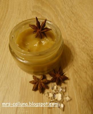 Krem do rąk na zimę DIY z olejkiem anyżowym