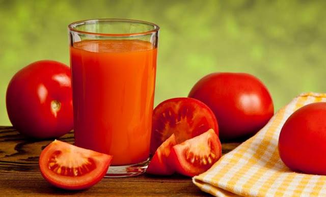 Manfaat Minum Jus Tomat Setiap Hari